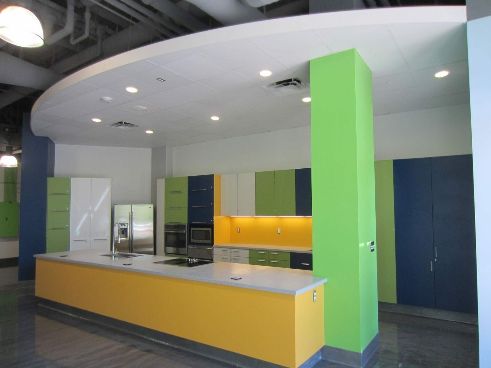 ASU | Obesity Solutions Kitchen