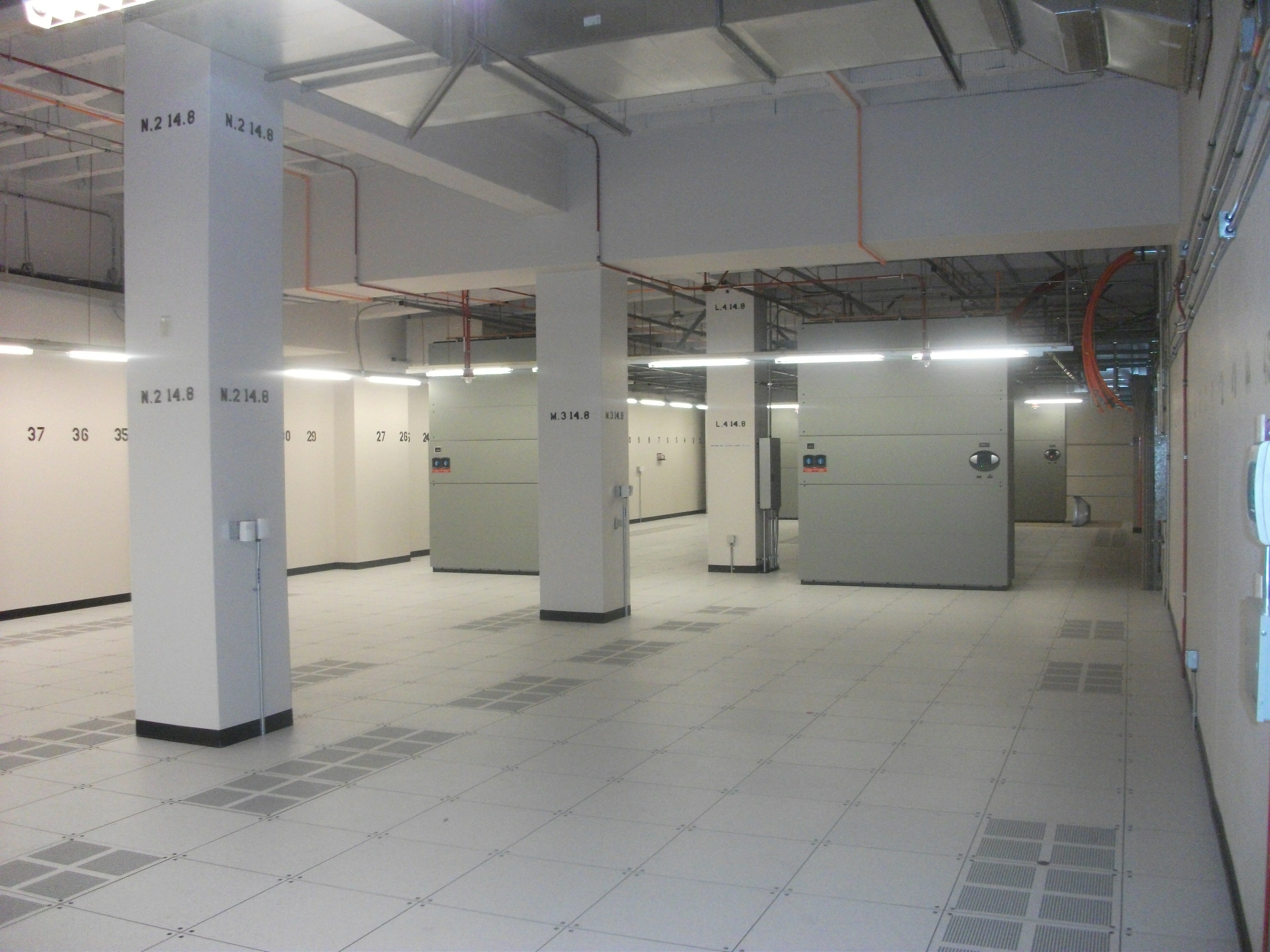 National Telecommunications Provider | Data Center 2