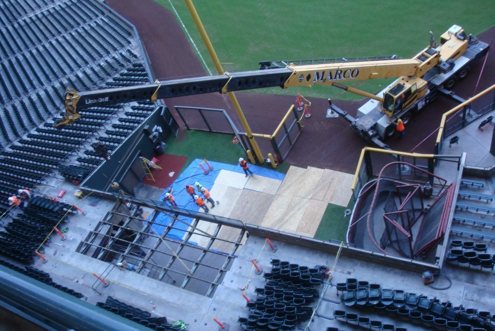 Chase Field | Concrete Restoration