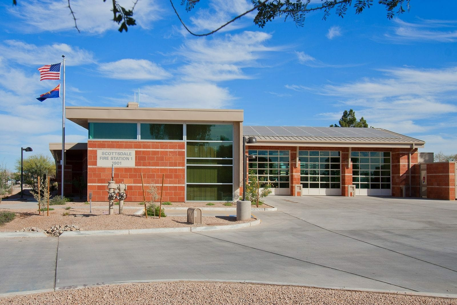 City Of Scottsdale | Scottsdale Fire Station