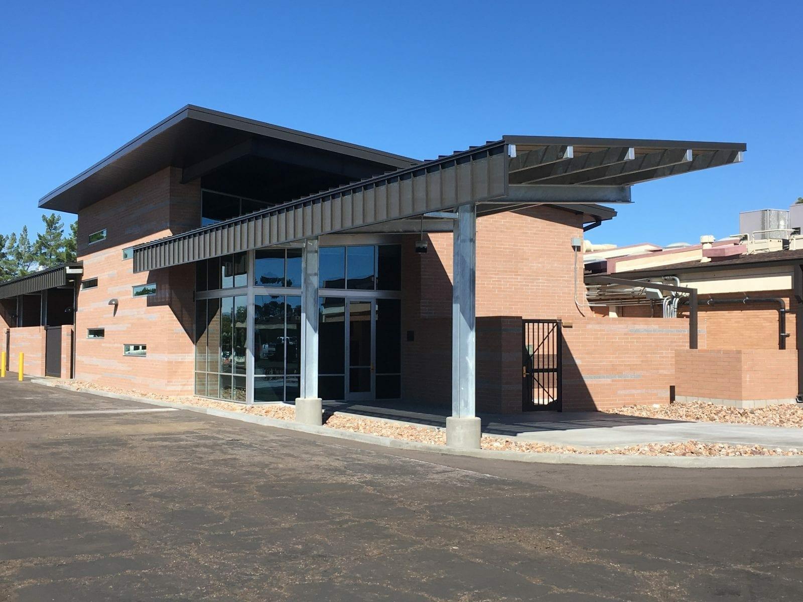 Eastern Arizona College | Industrial Tech Education Center