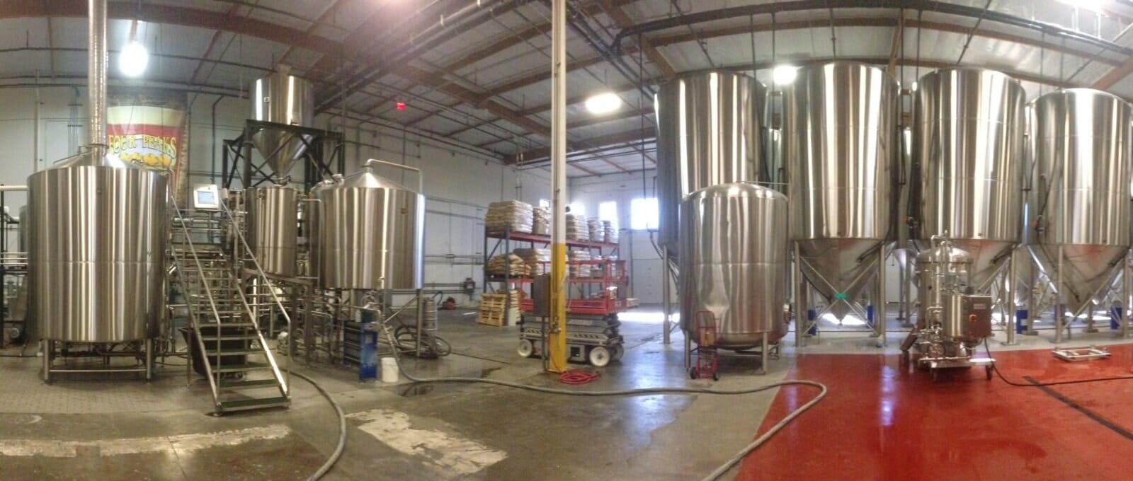 Four Peaks Brewery | Quality Control Lab
