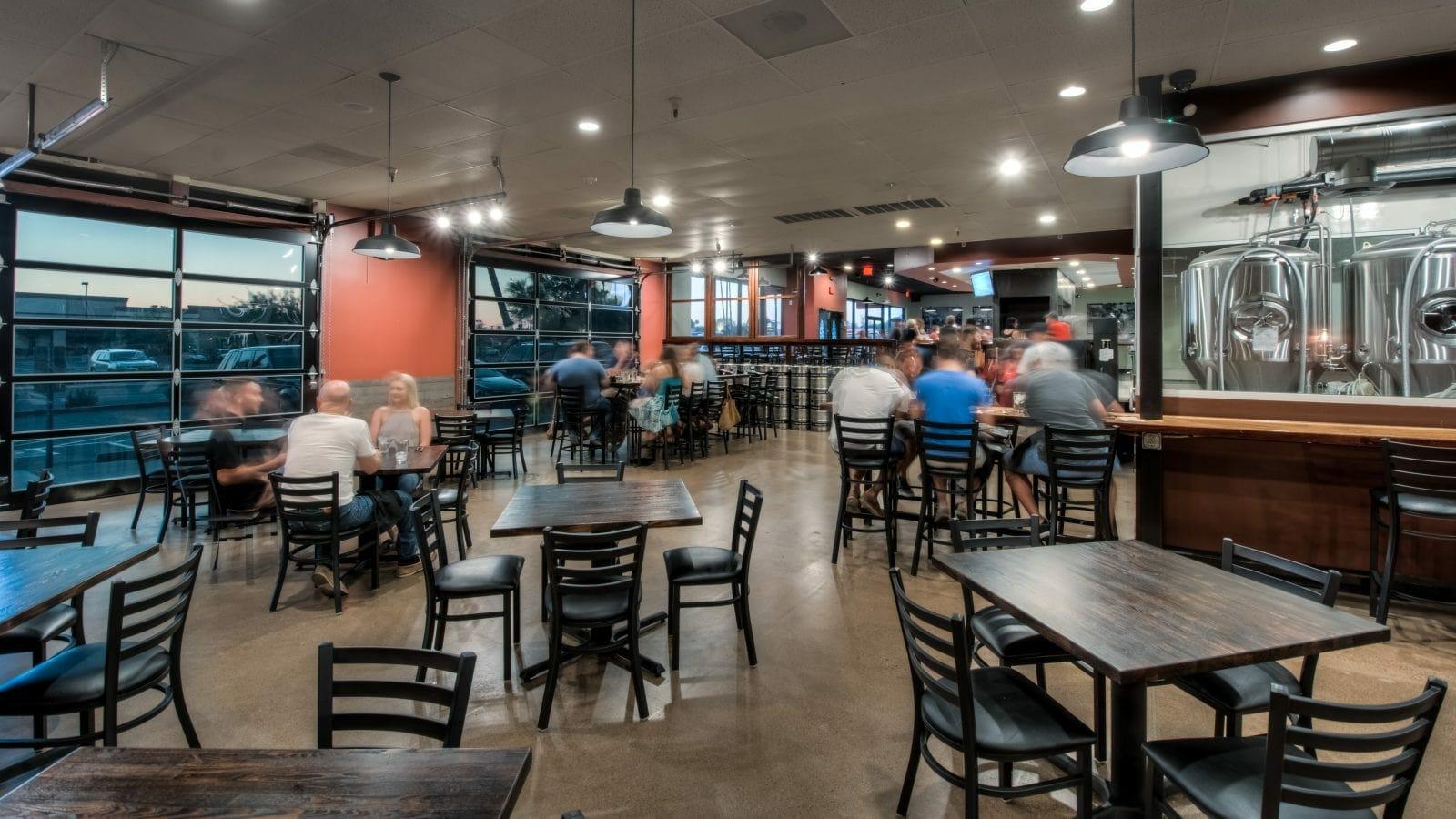 Helio Basin | Restaurant TI