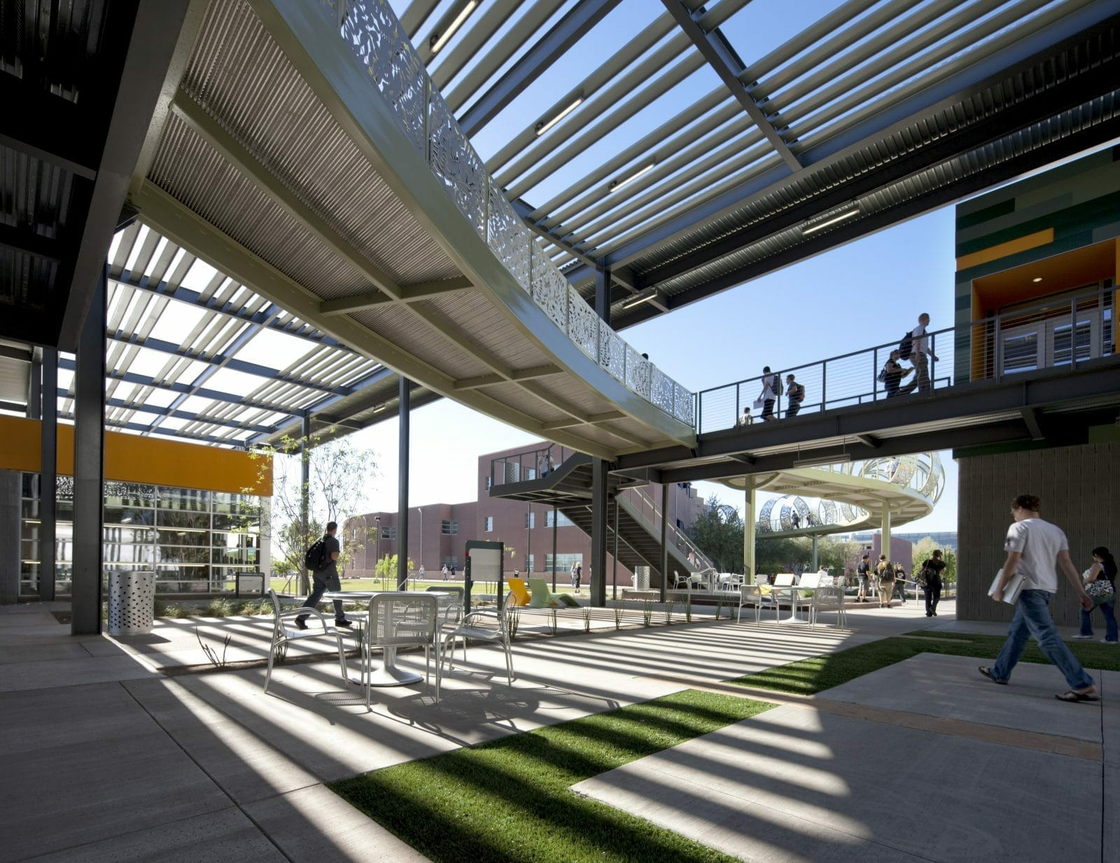Maricopa County Community College District | Ironwood Hall
