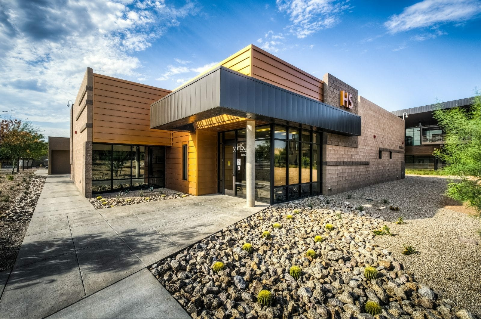 Paradise Valley Community College | Health Science Building