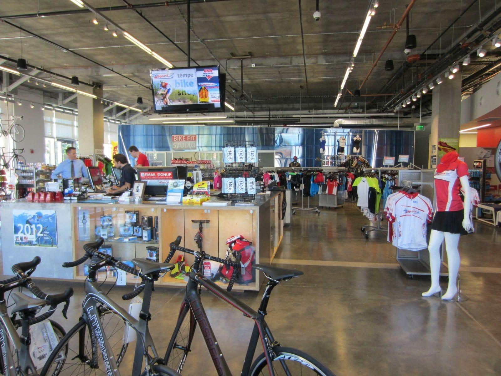 Tri-Sports | Store Location
