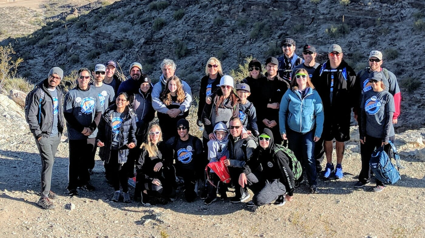 Remembering Our Cofounder at the Annual ACS Climb to Conquer