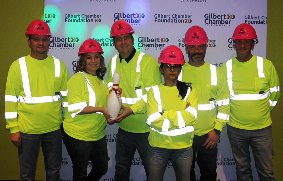 'Bowling For Good' Foundation Fundraising Event Hosted by The Gilbert Chamber of Commerce