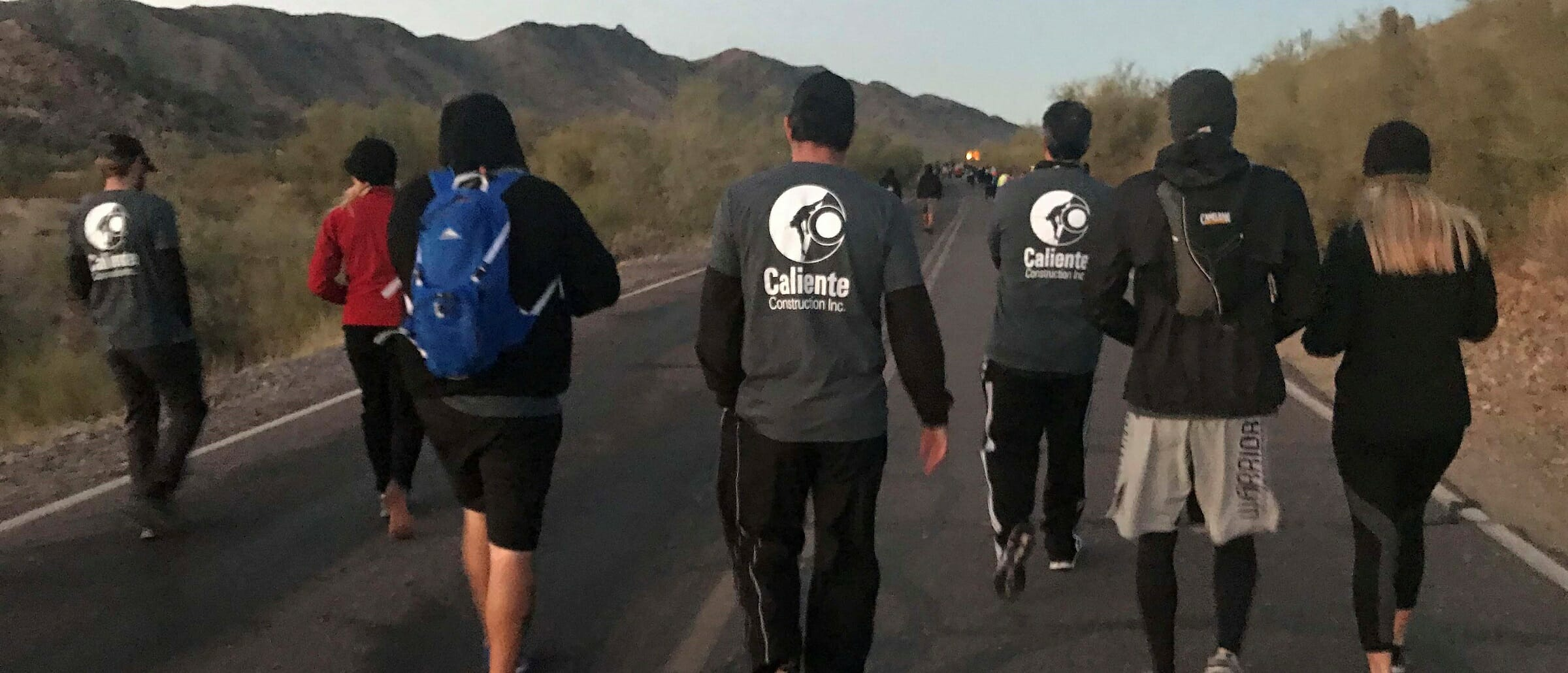 Join Caliente's Climb to Conquer Cancer Phoenix team